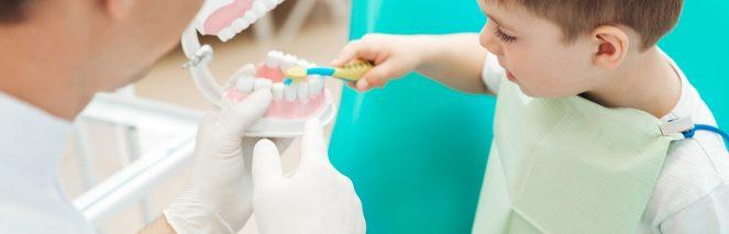 Dentista bambini Torino